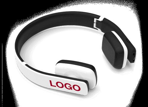 Arc - Auscultadores Bluetooth Com Logo