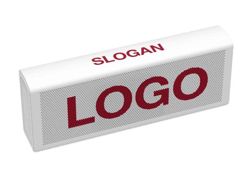 Unison - Colunas Com Logotipo