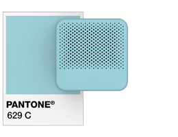 "Referências de Pantone&#174; Coluna Bluetooth<sup style=""font-size: 75%;"">®</sup>"