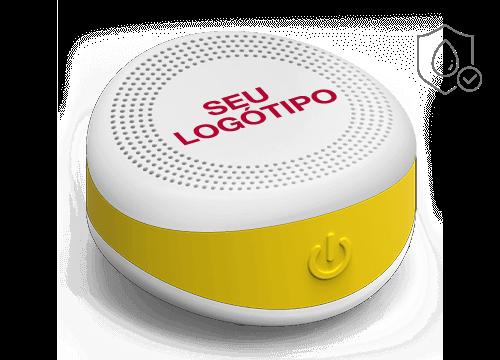 Aqua - Colunas Bluetooth Com Logo