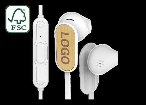 Grain Bluetooth® - Auriculares Sem Fios Personalizados