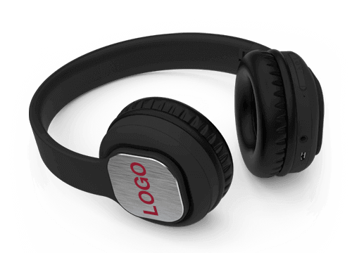 Indie - Headphone Com Logo
