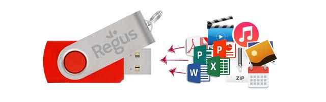 Flash Drive Download de dados