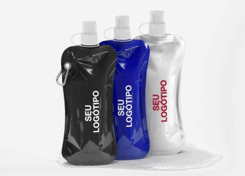 Marathon - Garrafas de água impressas
