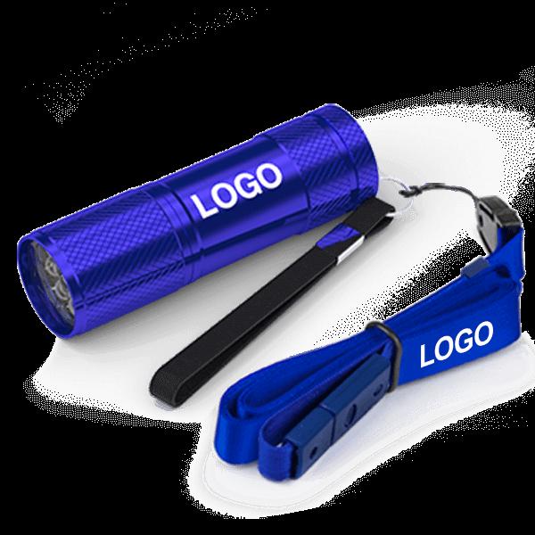 Lumi - Lanternas Personalizadas com Logo