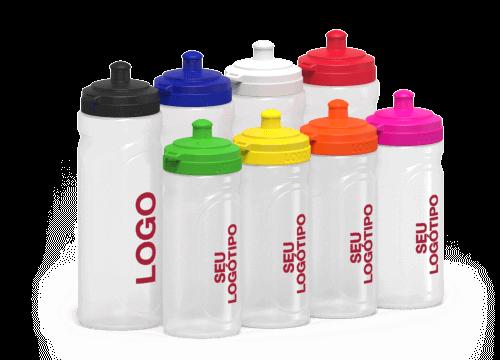 Refresh - Fornecimento de garrafas de água em quantidade com logo