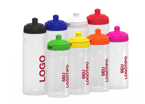 Refresh - Garrafas de água personalizadas