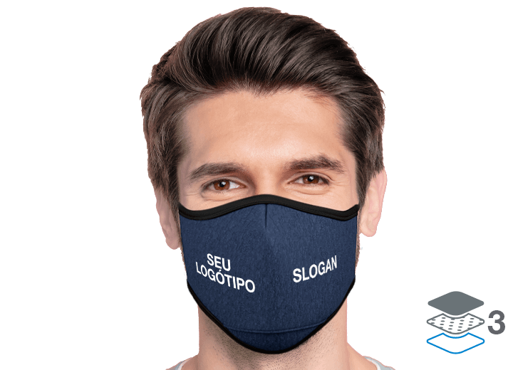 Denim - Máscaras personalizáveis