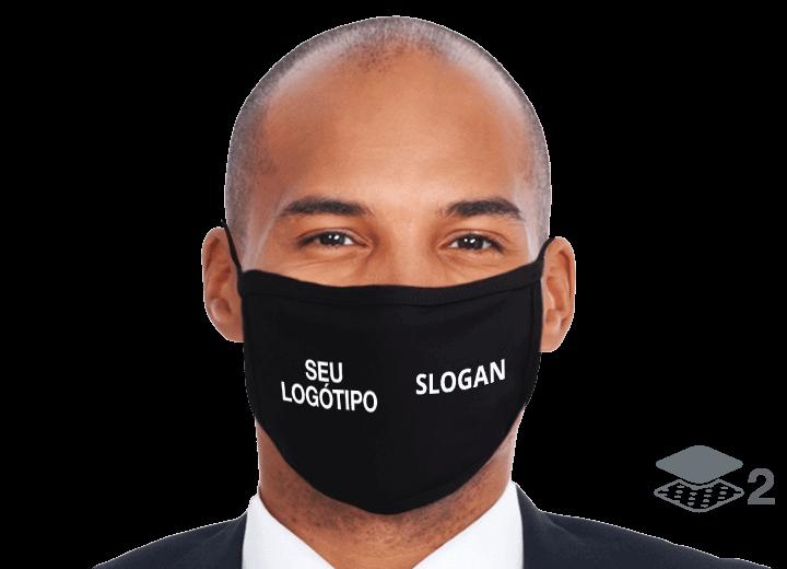 Ultra - Máscaras reutilizáveis personalizadas