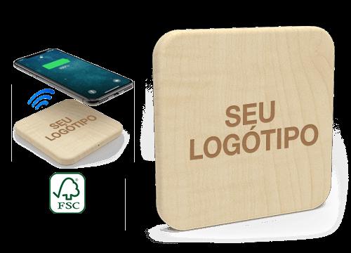 Forest - Carregadores Sem Fio Personalizados Coimbra