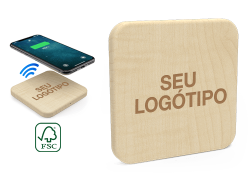 Forest - Carregadores Sem Fio Personalizados Lisboa