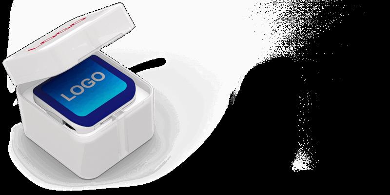 Boost - Power Bank Personalizado