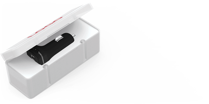 Master - Carregadores USB para Automóvel Personalizados