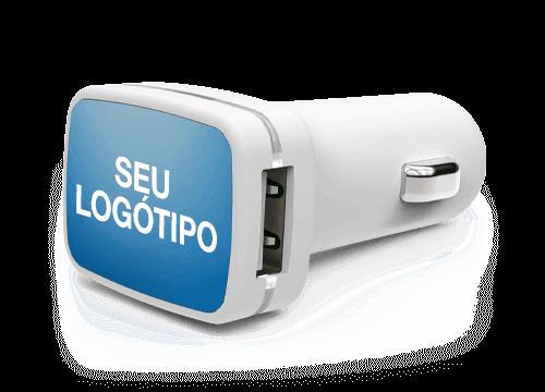 Vista - Carregadores USB para Automóvel Personalizados