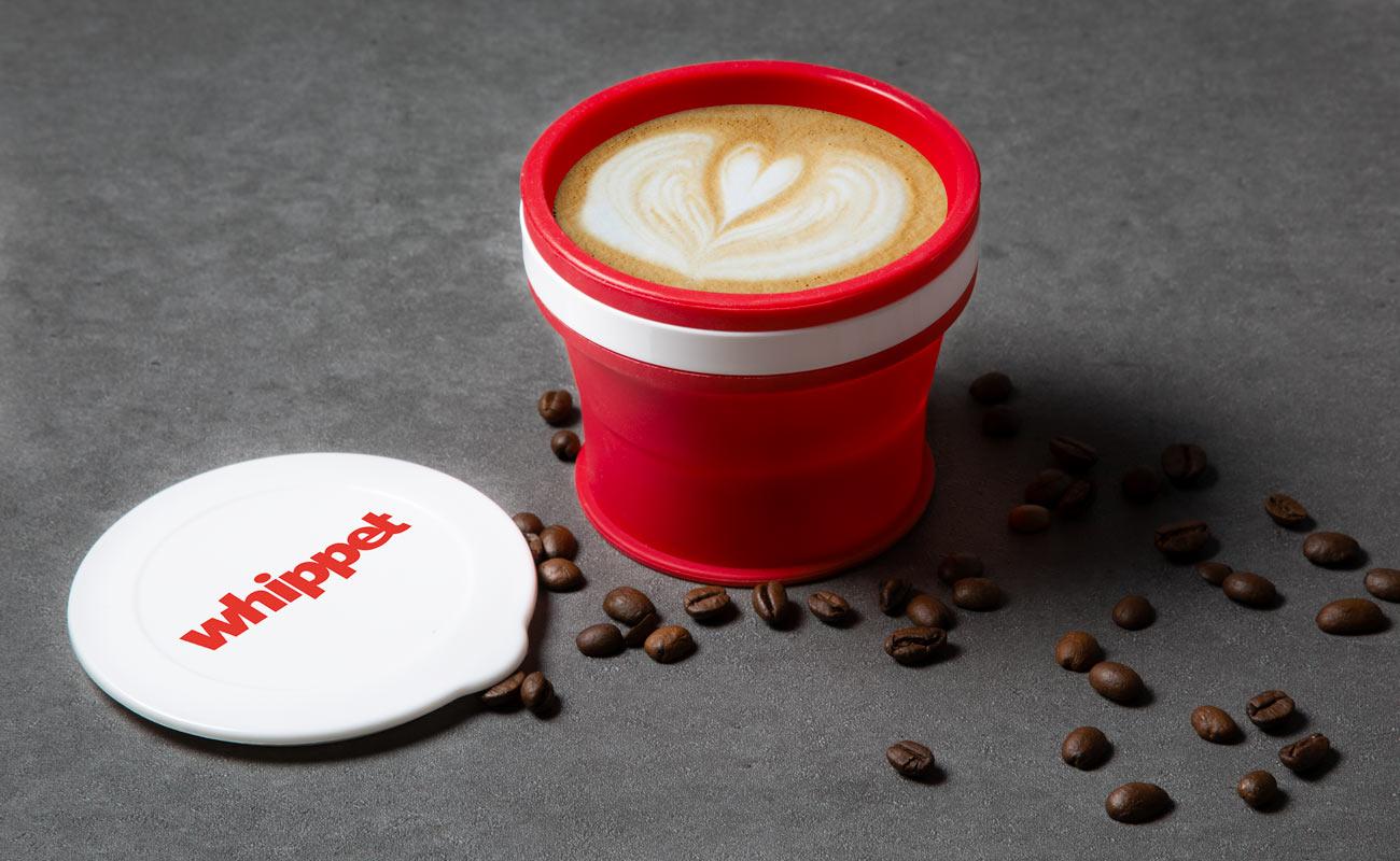 Compresso - Canecas de Viagem Promocionais