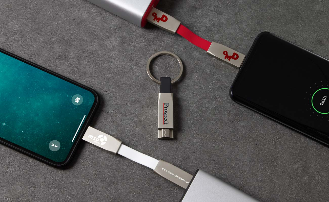 Connex - Cabo USB Personalizado