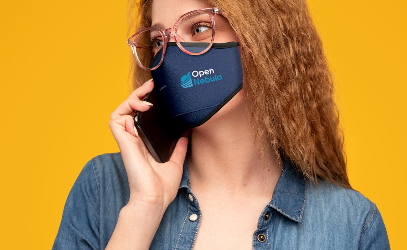 Denim - Máscaras personalizadas
