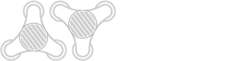 Fidget Spinner Serigrafia