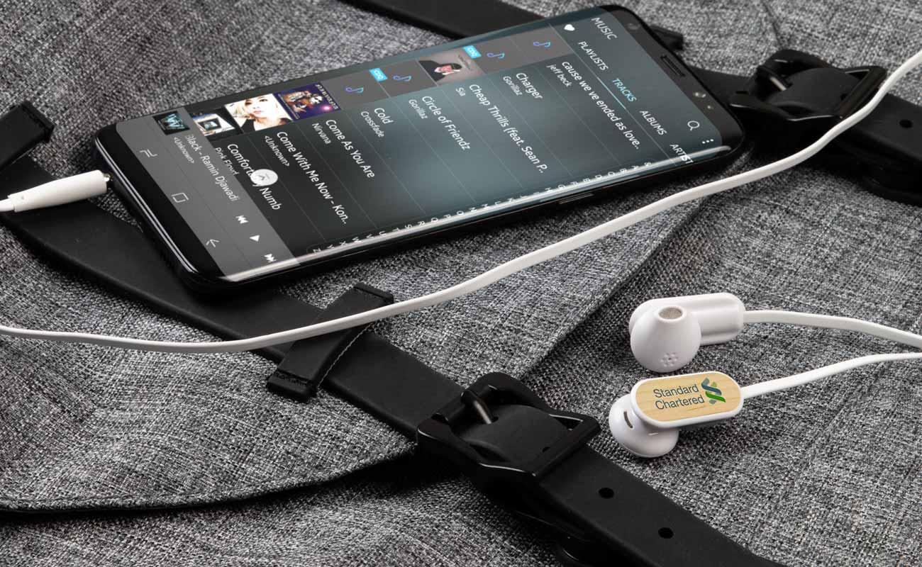 Grain - Auriculares Wireless Personalizados