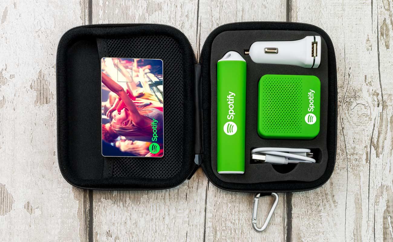 Impact L - Pens Personalizadas, Custom Portable Charger, Custom Car Charger e Colunas Bluetooth Personalizadas