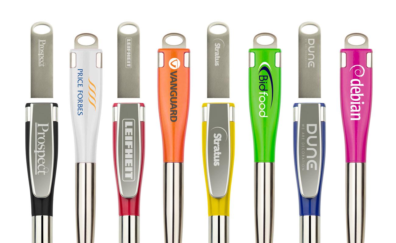 Jot - Memória USB personalizáveis