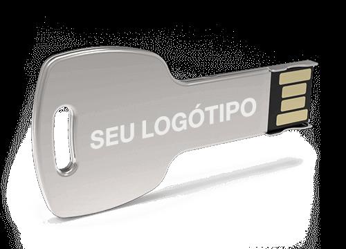 Key - Pen Drive Personalizada