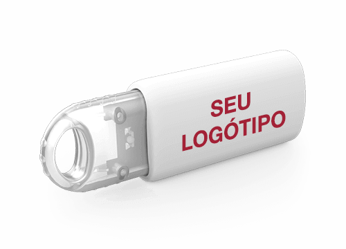 Kinetic - Pen Drive Personalizado