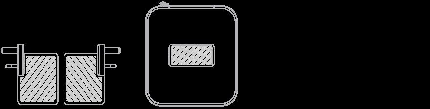 Carregador de Viagem USB Serigrafia