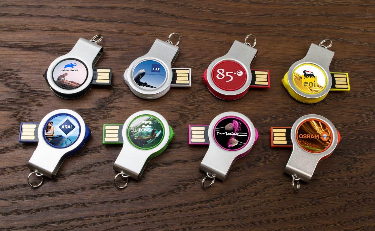 Light - Memórias USB com Luz LED