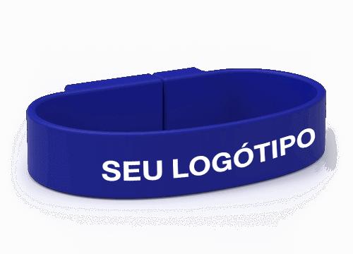 Lizzard - Pulseira USB personalizar