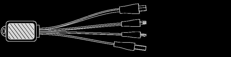 Cabo USB Impressão Fotográfica