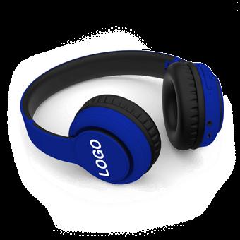 Mambo - Auscultadores Bluetooth Com Logo