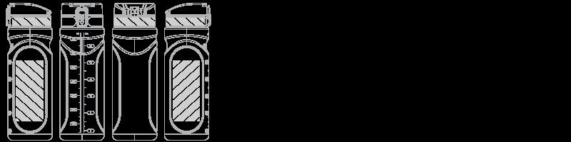 Garrafa de Água Serigrafia