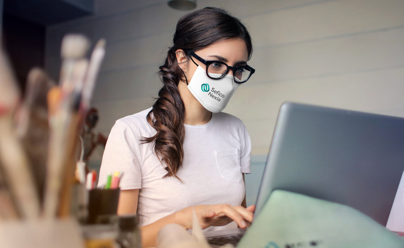 Sky - Máscaras personalizadas