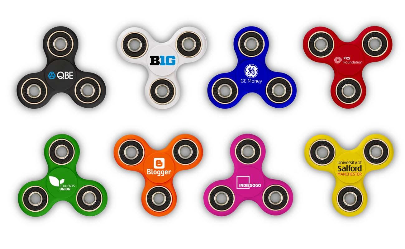 Sport - Fidget Spinner Personalizado