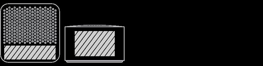 Coluna Bluetooth® Serigrafia