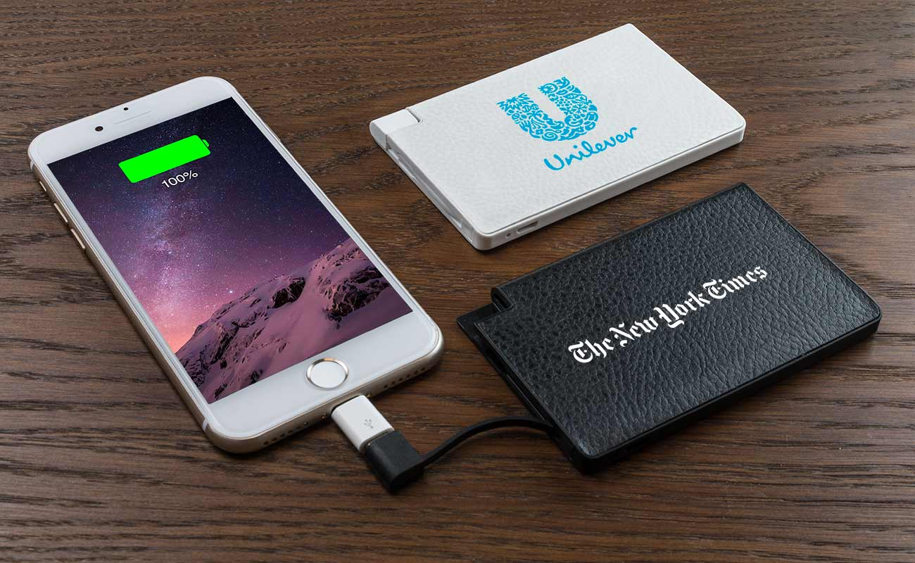 Tour - Power Bank Personalizado
