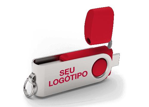 Twister Go - Pen Drive Personalizado