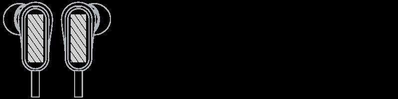 Auriculares Serigrafia