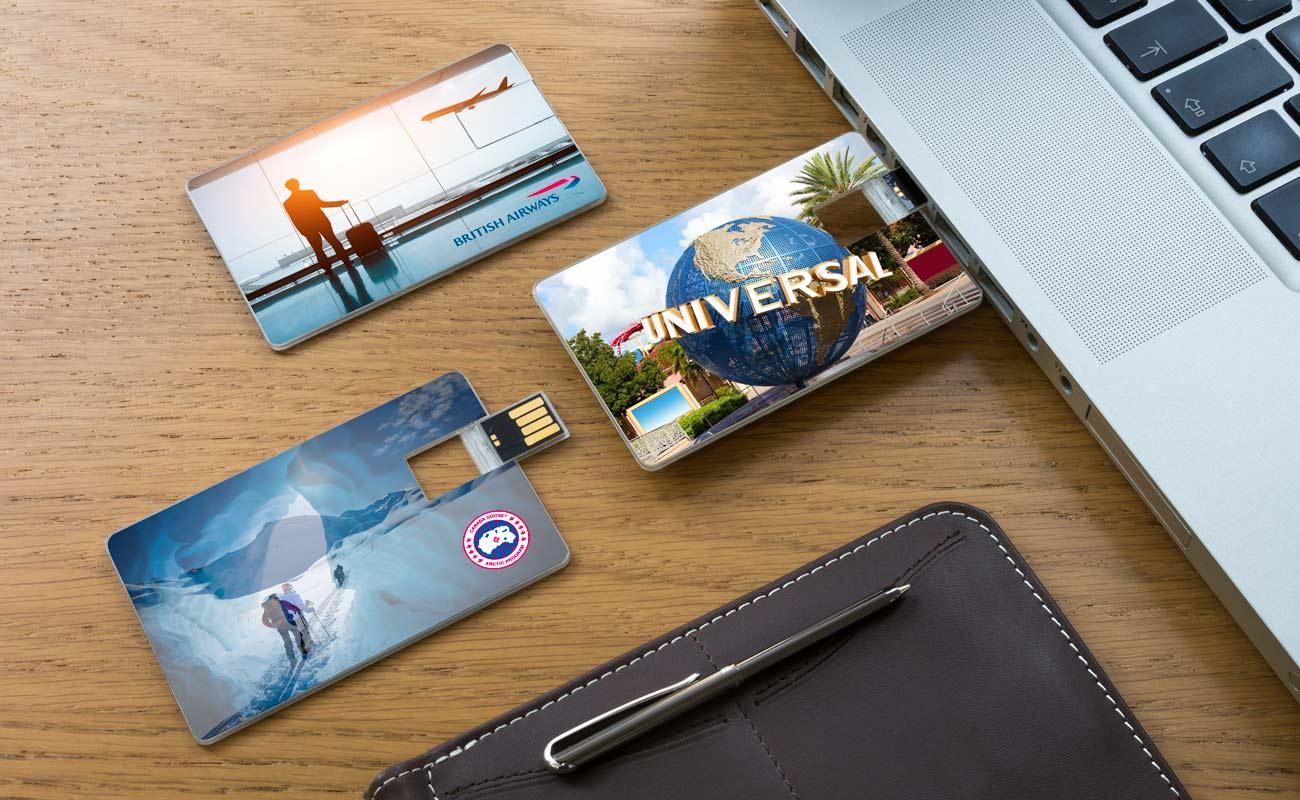 Wafer - Cartão USB Personalizado