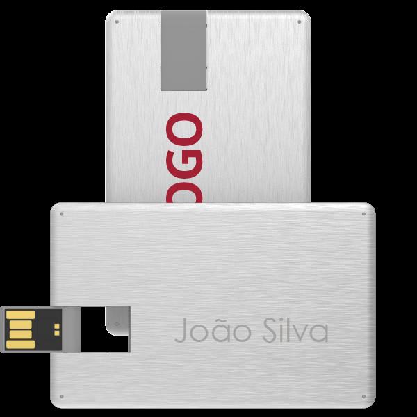 Alloy USB Individualmente Personalizados