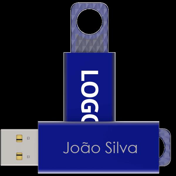 Memo USB Individualmente Personalizados
