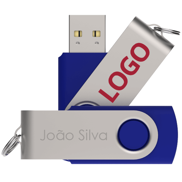 Twister USB Individualmente Personalizados