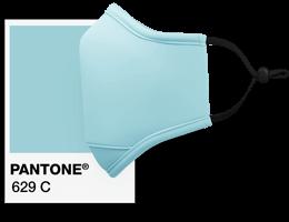 Referências de Pantone® Máscara