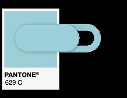 Referências de Pantone® Protecção para Webcam