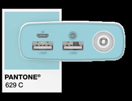 Referências de Pantone® Power Bank