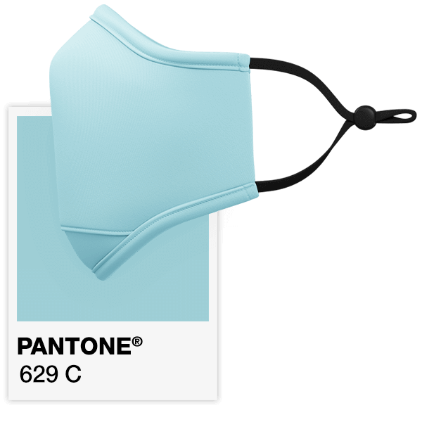 Sky Xtra Fabrico com utilização de referência Pantone®